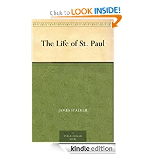 The Life of St. Paul James Stalker