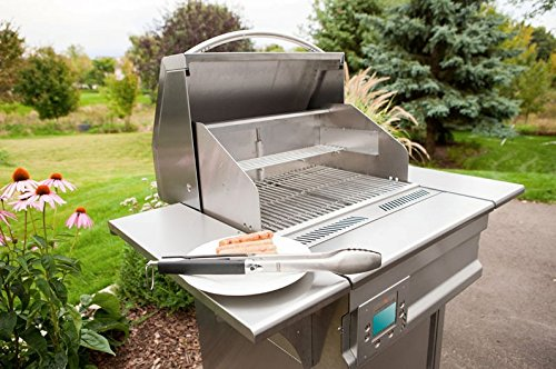Find Bargain Memphis Grills Advantage Plus Wood Fire Pellet Smoker with WiFi (VG0050S4-P), Freestand...