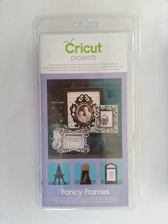 88422f2c2c5 Amazon.com  Cricut Fancy Frames Cartridge