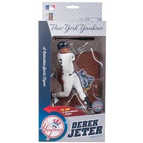 (Derek Jeter (New York Yankees) 1999 World Series Commemorative MLB McFarlane #/3000)