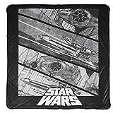 Jay Franco Star Wars Vehicle Blanket - Measures 90