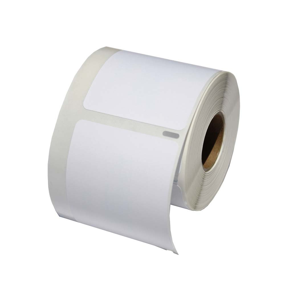 Dymo 30370 Compatible Removable Zip Disk Labels - 250 labels per roll, 1 roll per package