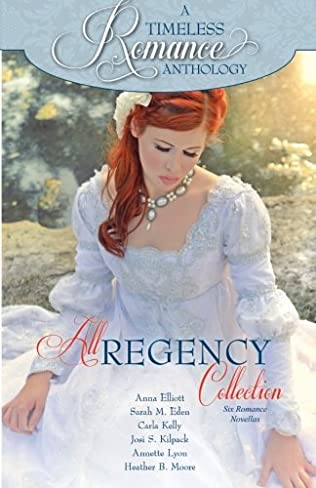 book cover of All Regency Collection