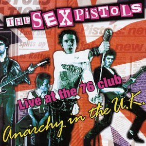 Sex pistols anarachy in the uk