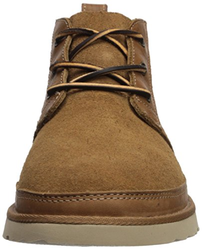 Men's UGG Leather Sneaker Unlined Chestnut Neumel OTTdYqxwB