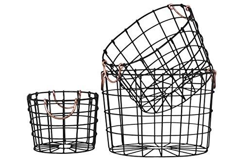 Nesting Wire Baskets - 6