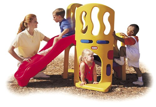 Little Tikes Hide & Slide Climber by Little Tikes