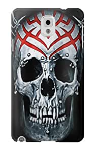 S0223 Vampire Skull Tattoo Case Cover for Samsung Galaxy Note 3