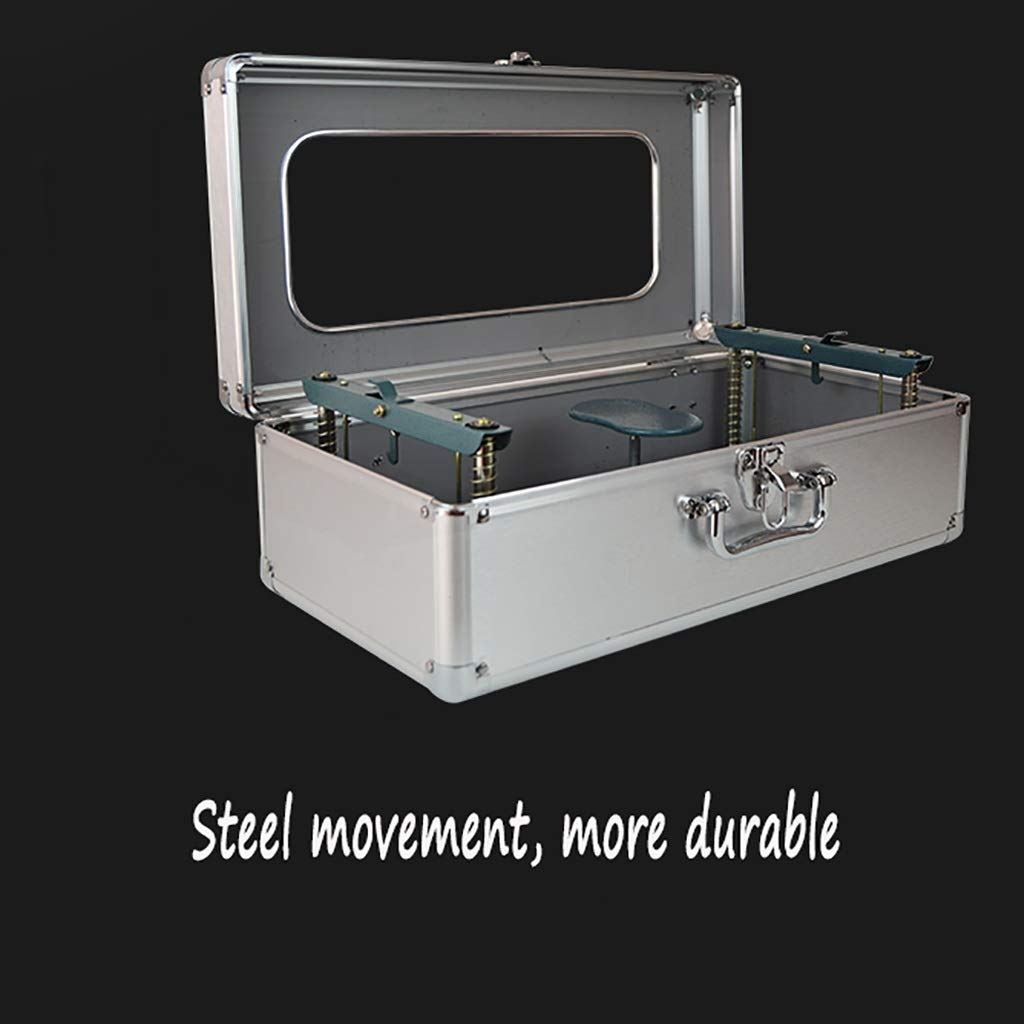 LDY Automatic Shoe Cover Machine, Step On Foot Home Smart Shoe Box, Steel Movement Disposable with 200 Foot Cover by LDY (Image #8)