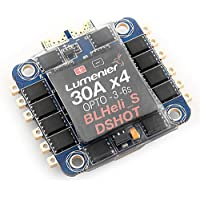 4-in-1 BLHELI S OPTO DSHOT 30A ESC & Current Sensor