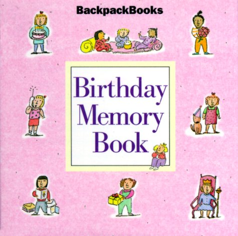 Read Online Birthday Memory Book (American Girl Backpack Books) ebook