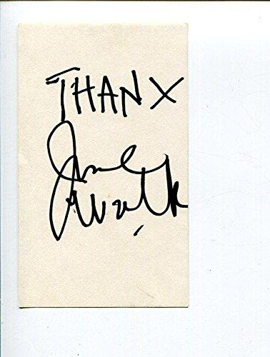 Jimmie J.J. Walker Good Times Bustin' Loose The Love Boat Rare Signed (Loose Walker)