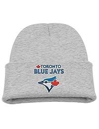 Toddler Infant Kids 2016 Playoff Toronto Blue Jays Logo Knit Beanies Cap