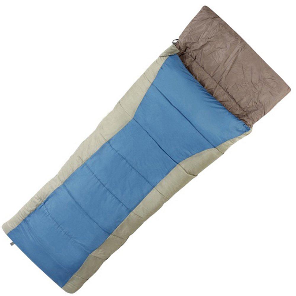 LJHA shuidai エンベロープ寝袋/大人/屋外/クリエイティブコットン長方形の寝袋(3色使用可能)(195 + 30)* 75cm (色 : A) B07FCGDNBD A A