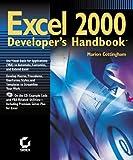 Excel 2000 Developer's Handbook, Marion Cottingham, 0782123287