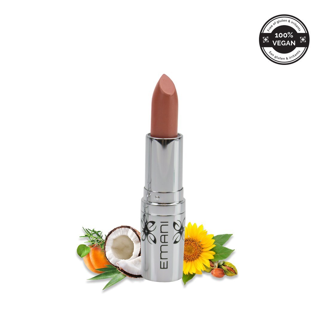 Amazon Emani Vegan Cosmetics Hydrating Lipstick No364 Wine Me