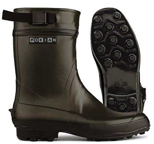 Nokian Footwear - Gummistiefel -Finntrim- (Outdoor) [408] Olivo Nuovo