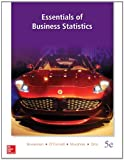 img - for Loose Leaf Essentials of Business Statistics with Connect Access Card book / textbook / text book