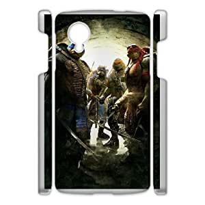 Google Nexus 5 Phone Case Teenage Mutant Ninja Turtles Gp6870