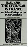 The Civil War in France, Marx, Karl, 0882862367