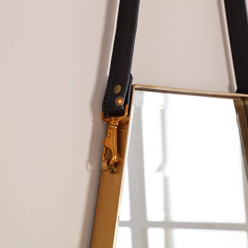 Amazon.com: Espejo de baño 50×70 cm espejo de pared ...