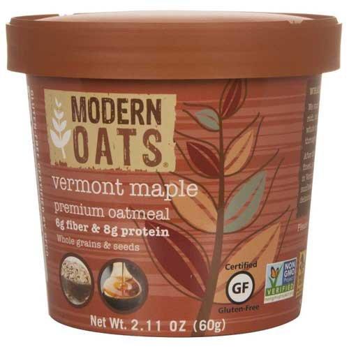 Modern Oats Vermont Maple Oatmeal, 2.11 Ounce - 12 per case. by Modern Oats