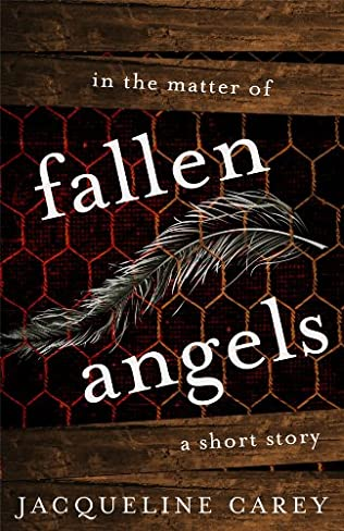 book cover of In the Matter of Fallen Angels