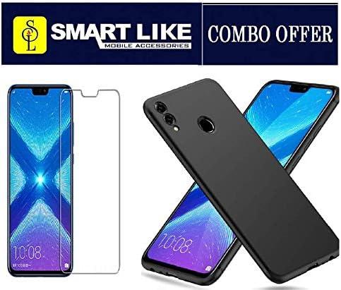 SmartLike Combo Huawei Honor 8X Tempered Glass + 1: Amazon