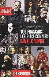Le palmarès des 100 Français les plus connus dans le monde