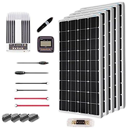 Renogy 12Volt 500-Watt Solar Premium Kit