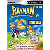 Rayman - Accompagnement scolaire, Maternelle 4-6 ans
