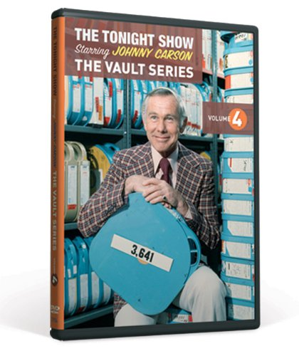 The Tonight Show starring Johnny Carson - The Vault Series Volume 4 - Charlton Heston Orson Welles