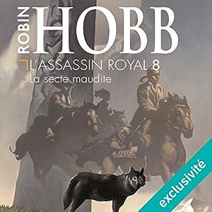 La secte maudite (L'assassin royal 8) Audiobook