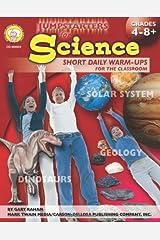 Jumpstarters for Science, Grades 4 - 12 Paperback
