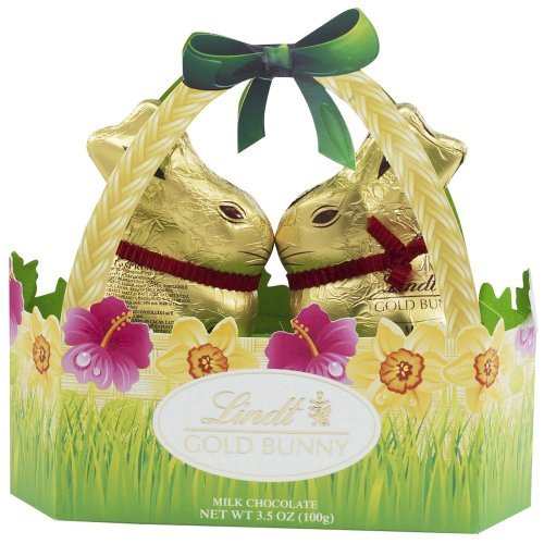 Lindt Gold Kissing Bunnies Gift Set WM