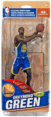 McFarlane Toys Nba Series 31 Draymond Green Golden State Warriors Action Figure by McFarlane