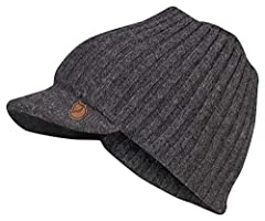 Versatile cap with balaclava function. Warming wool/polyamide blend. Simply fold lower part up to use as a cap. Fold down to use as a balaclava. One size.