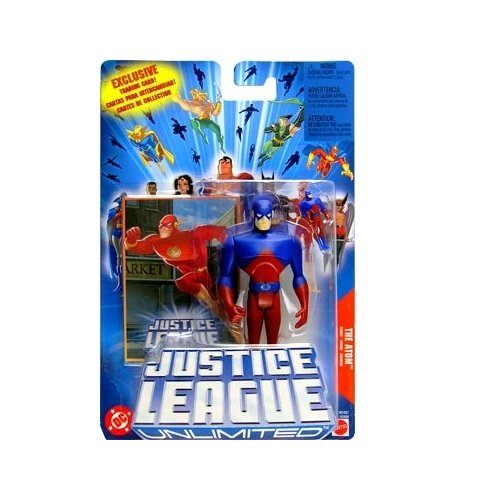 JLA: Justice League Unlimited > Atom Action Figure