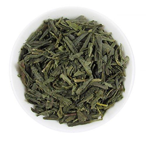 Mahalo Tea Sencha Green Tea - Loose Leaf Tea - 2oz