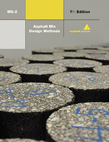 Asphalt Mix Design Methods (2015) MS-2