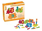 train number puzzle - PlayMonster Lauri Tall-Stackers - Number Express