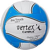 Vertex 400370 Voleybol Topu, Unisex, Kırmızı Beyaz, Standart