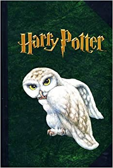 Harry Potter Hedwig the Owl Journal: J. K. Rowling: 9780439236546