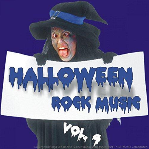Halloween - Rock Music Vol. 4 (Hard Rock Halloween Songs)