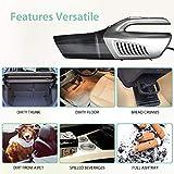DEENKEE Car Vacuum Cleaner, 12V 3KPa Super High