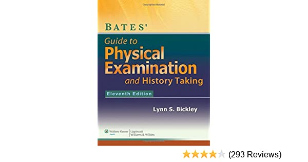 Bates guide to physical examination and history taking eleventh bates guide to physical examination and history taking eleventh edition 8601419018611 medicine health science books amazon fandeluxe Image collections