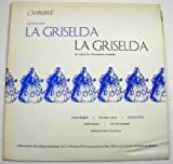 Selections from La Griselda an opera by
