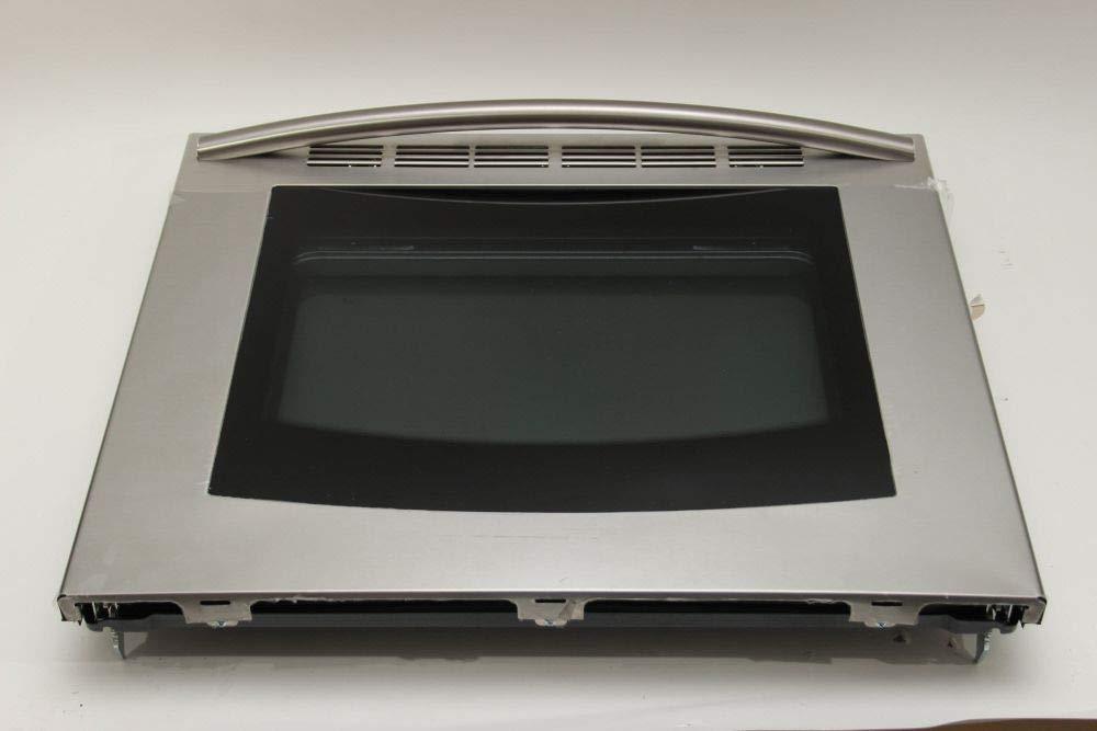 Samsung DG94-00707A Range Oven Door Assembly Genuine Original Equipment Manufacturer (OEM) Part