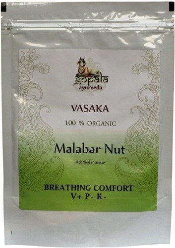 VASAKA POWDER 100% USDA CERTIFIED ORGANIC - 250gm by Gopala Organic