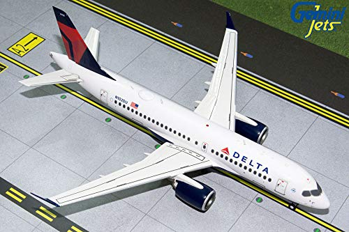 GeminiJets G2DAL808 1:200 Delta Air Lines Airbus A220-100 Airplane Model